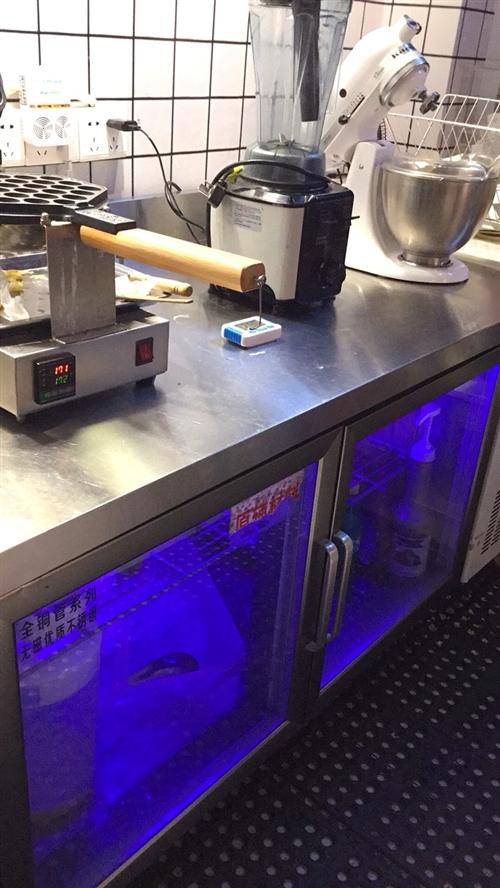 低价出售冰箱冷藏冷冻,水槽,台面宽可做操作台