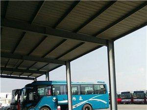 五河长途汽车站打造温馨交通安全服务