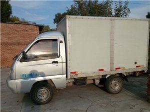 出售一汽佳宝厢式货车,手续齐全,新验车,新保险,无