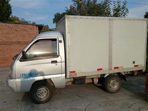围场出售一汽佳宝厢式货车,手续齐全,新验车,新保险