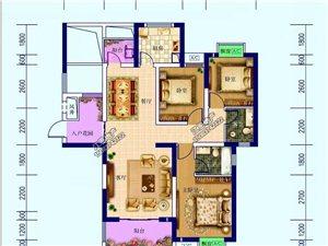 大户型阳光龙湾3室 2厅 2卫80万元
