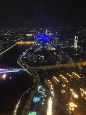 给你们看看广州的广州塔(小蛮腰)