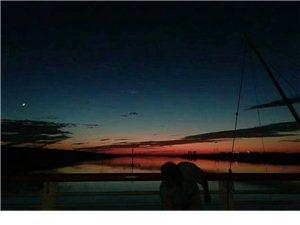 停靠的港湾摄影