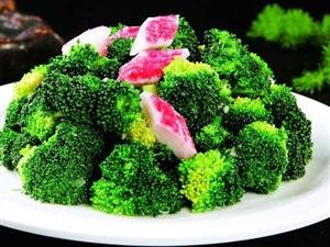系列养生食补一蔬菜篇(西兰花)