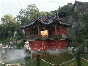 好友的镇江·津门渡之美景