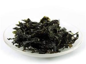 系列养生食补一蔬菜篇(紫菜)