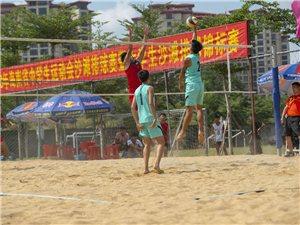【运动之美】海南省大中学生沙滩排球赛