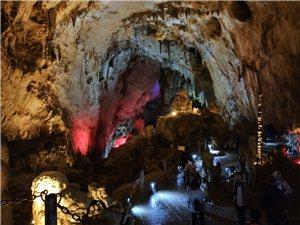 贵州织金洞,大自然的鬼斧神工,据说是几十万年形成的,值得一去!