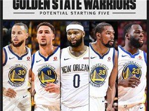 NBA新赛季就要开始喽!五大�寰�VS五全明星来支持一波哦!!