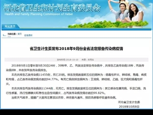 """死亡20人!河北发布最新传染疫情!从""""感冒""""到去世仅29天……"""