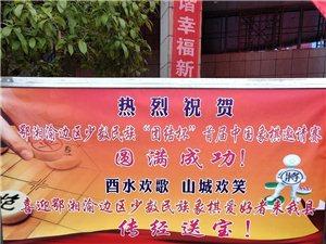 鄂湘渝边区少数民族团结杯象棋邀请赛