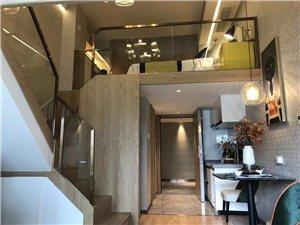 杭州奥体中心旁精装复式公寓2室 2厅 1卫135万元