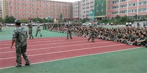 学生时代军旅生活
