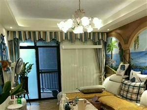 房东急卖!急卖!急卖!恒福花都套房出售,电梯房,面积106平方米,2房2厅,,5楼,精装,,环境优雅
