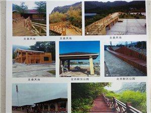 专业各类防腐木结构