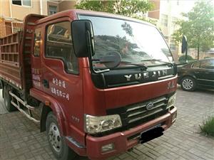 出售2011年跃进轻卡世博版4万公里车况良好手续齐全需要联系17739276464