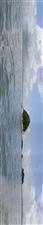 无人机只能游水来拍摄港珠澳大桥啦!