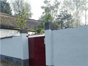 新盖的房,雪白的墙,贫困户心里喜洋洋