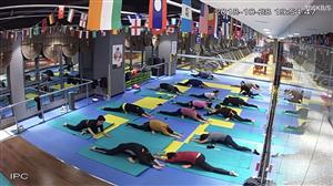 奥斯国际游泳健身俱乐部加油