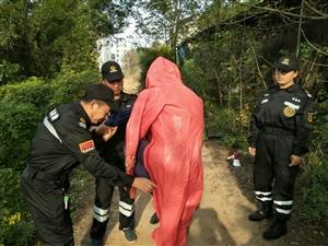 苍溪红十字救援队龙山分队一个季度成功除掉23个马蜂窝