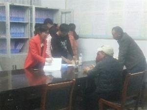 再动员、再自查、再整改、再提升:遂平文城中心校召开迎国检动员现场会。在丹桂飘香