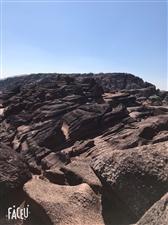 腊尔山红石林