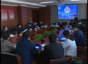 美高梅注册县公安局于11月2日开展警营开放日活动