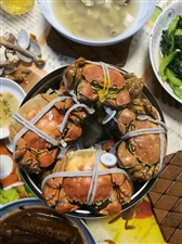 金秋时分,吃回螃蟹意如何