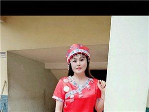 我是富顺人,长年在云南西双版纳工作,穿哈民族服装,,,