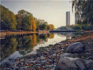 窝头河的秋天