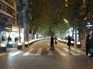 大足步行街通�了