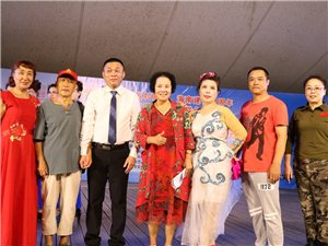 庆贺琼海市新市民文化艺术联合会成立首场文艺演出