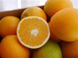 美食分享,正宗赣南脐橙