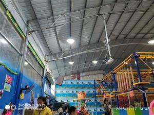 迪乐尼儿童乐园安全隐患