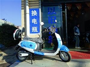 【摄影月赛参展作品】出行快捷的好座骑就选欧派电动车