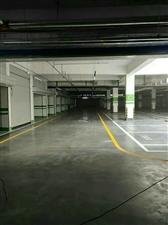 飞马凌河郡,地下停车场。有没有很高大上