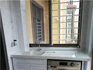 专业定制阳台洗衣机柜