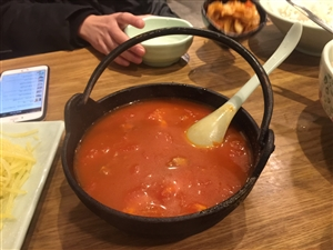 一小碗番茄牛腩,39元,贵不贵?