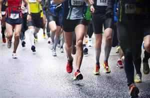 工作学习就像跑马拉松。一时领先,别骄傲;