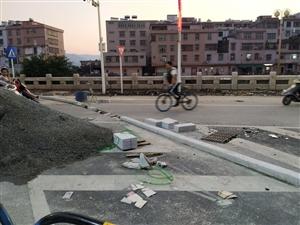 济襄桥这是要改成不让机动车通行了吗
