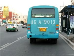 19路公交车太牛了!