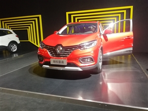 巴中法国雷诺汽车4S店开业,买合资车有了新选择