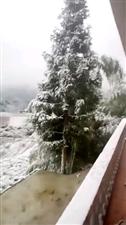 凤冈2018年的第一场雪