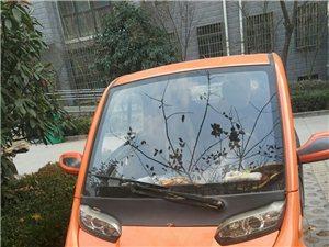 现出售一辆丽驰电动汽车。