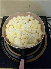 晒美食 手工制作牛轧糖,味道棒棒滴