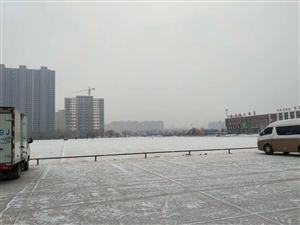 2018滨州初冬第一场雪