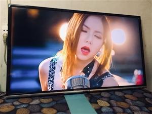 42寸的康佳超薄液晶电视。有网线接口。用了3年,色彩亮度逼真,成色很好。在崇阳县城