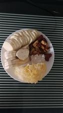 美食分享:【红薯蜂蜜粥】