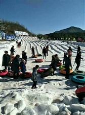 去年鸿博轩山庄滑雪今天还有吗?