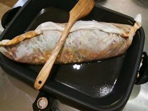 这么好的天气,快出来吃鱼了。重庆纸包鱼已加入万人抢购会